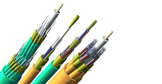 tight buffered indoor fiber optic cable
