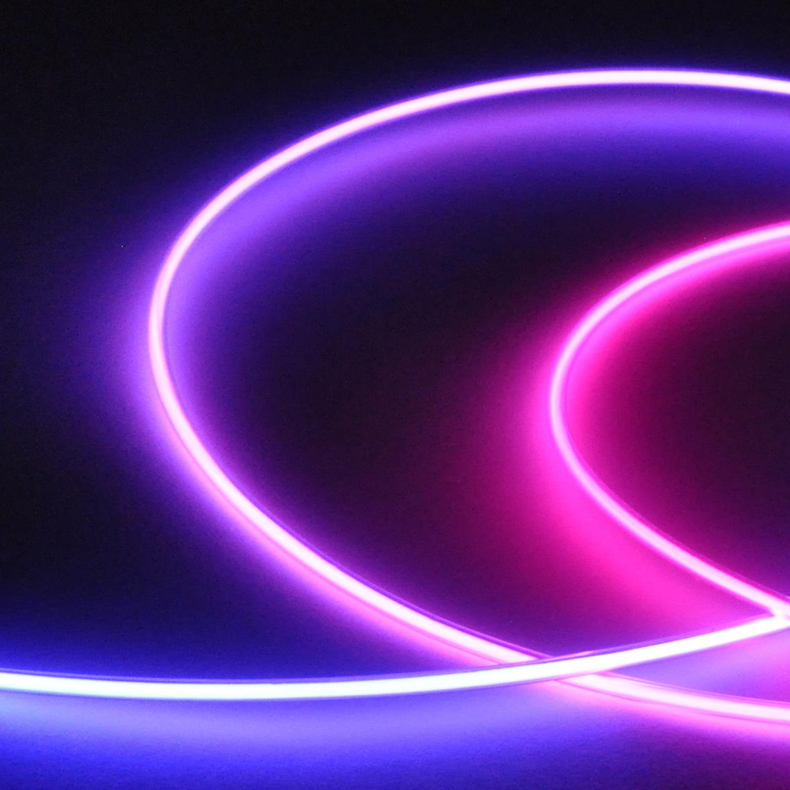 Glowing Fiber Optic Lighting |Corning Fibrance Light-Diffusing Fiber | Corning