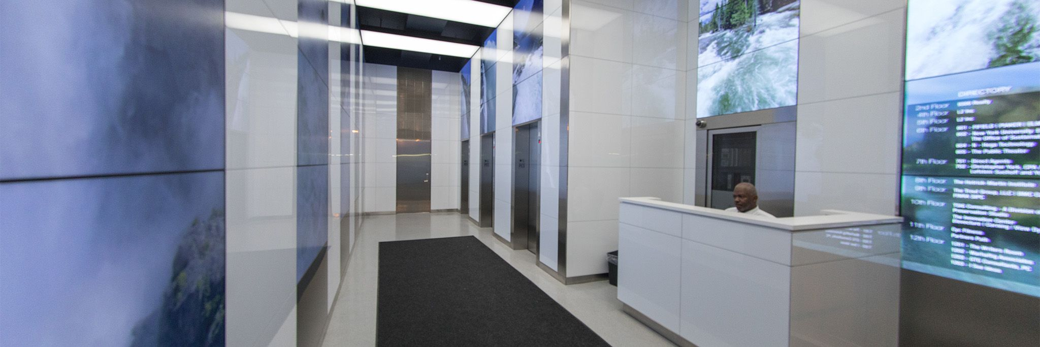 Corning® Gorilla® Glass For Interior Architecture