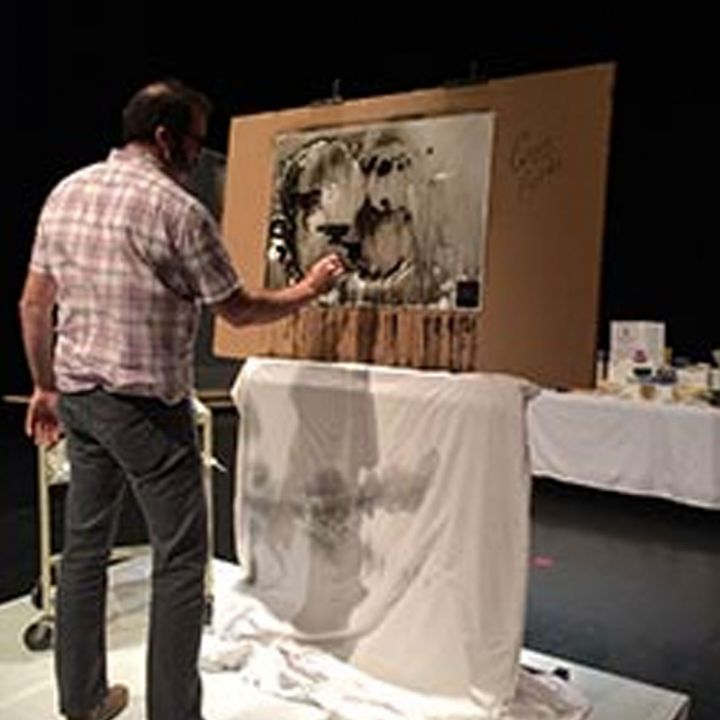 Drawing on Glass Propels Artist into New Worlds of Expression ...