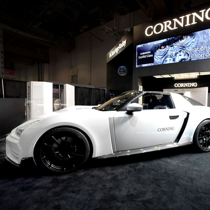 Connected Car | The Glass Age Today | Corning