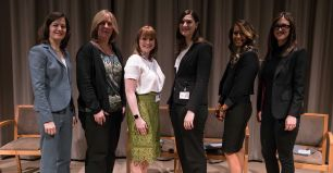 Corning's Trailblazers Share Advice at Panel