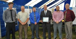 Oneonta Plant Receives Energy Award at 50th Anniversary