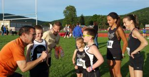 Corning Employees Help Develop Young Athletes