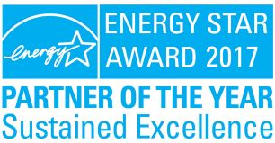 Corning Named 2017 ENERGY STAR® Partner of the Year