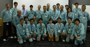 Corning Facility in Japan Hosts Energy 'Treasure Hunt'