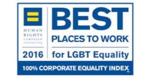 Corning Named One of the Best Places to Work for LGBT Equality