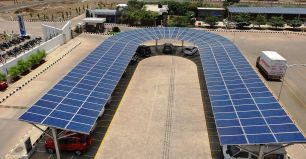Optical Site Boosts Solar Capability