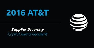 Corning Optical Communications Awarded by AT&T for Supplier Diversity