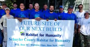 Process Research Engineers Help Habitat for Humanity