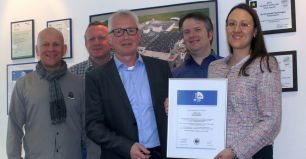 Kaiserslautern Plant receives Occupational Health and Safety Award by VBG