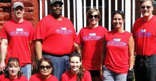 Corning Employees Participate in United Way's 2016 Day of Action