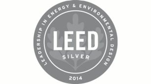 Corning Achieving Green with LEED Buildings
