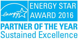 Corning Named 2016 ENERGY STAR® Partner of the Year
