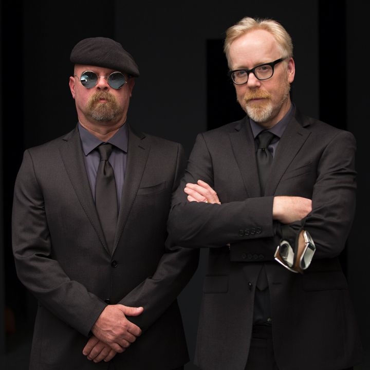 The Glass Age, Featuring Adam Savage and Jamie Hyneman