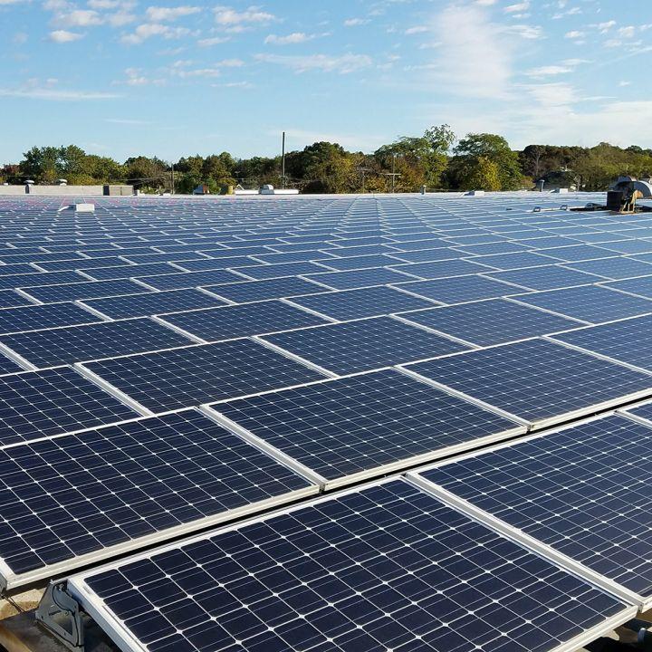 Corning Showcases Solar Energy Projects