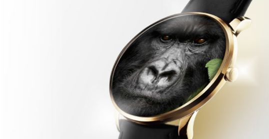 Corning Gorilla Glass for Wearables