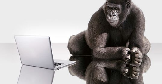 Gorilla Glass for Laptops and Tablets