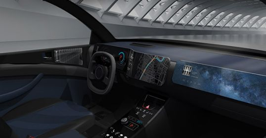 Corning Gorilla Glass for Dashboards and Consoles