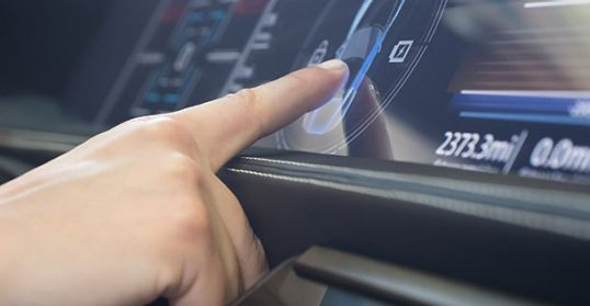 Corning Gorilla Glass for Automotive Interiors