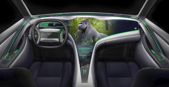 Gorilla Glass For Automotive Automotive Glass Including