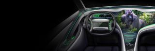Gorilla Glass for Automotive Interiors