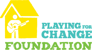 [Playing for Change Foundation logo]
