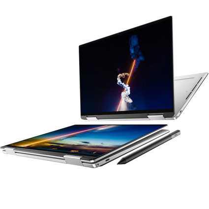 2019 Dell XPS 13 7300-series 2-in-1
