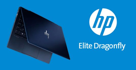 HP Elite Dragnfly