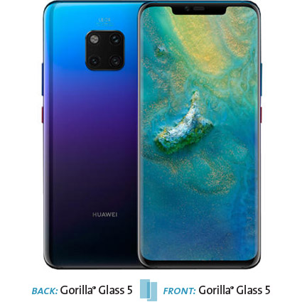Huawei P20 Pro | Huawei | Corning Gorilla Glass