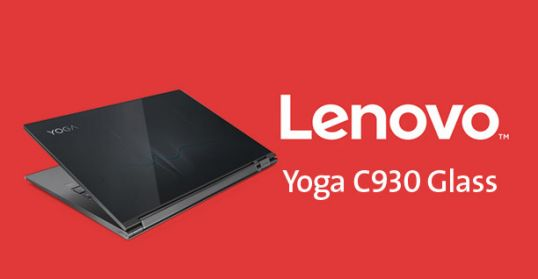 Yoga C930 Glass 2-in-1 Laptop