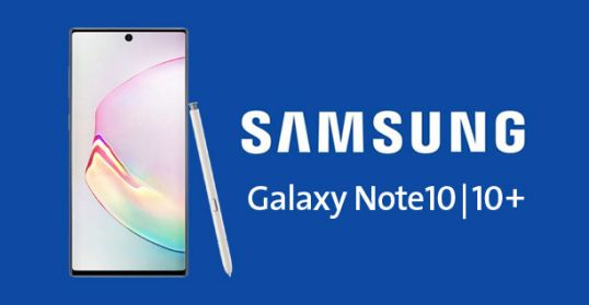 Samsung Galaxy Note10 | 10+