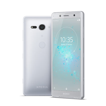 Sony's Xperia XZ2 Compact