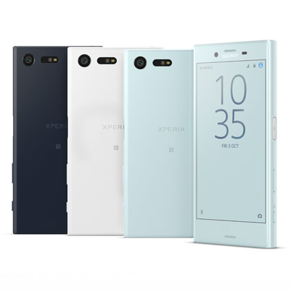 Sony's Xperia X Compact
