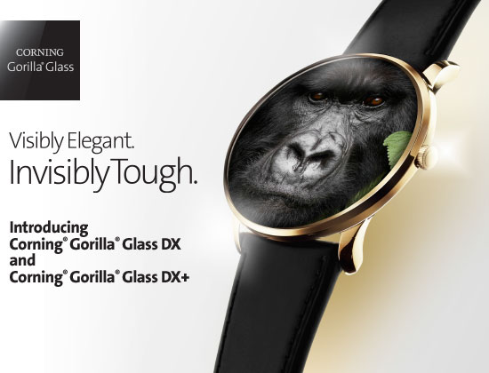 Gorilla Glass DX, Gorilla Glass DX+