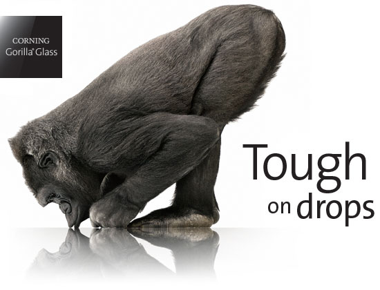 Gorilla Glass 3+