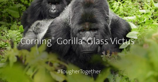 Corning Gorilla Glass Victus™